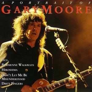 Gary Moore  -  (1973 - 2010)
