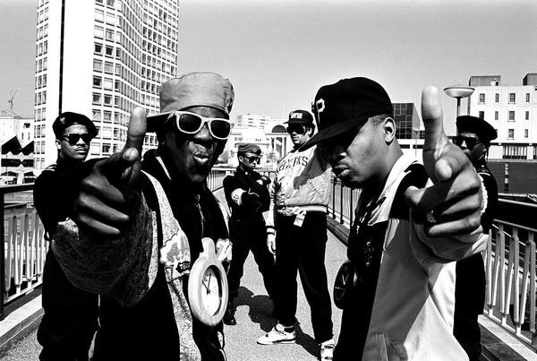 Хип-хоп хиты 90-ых