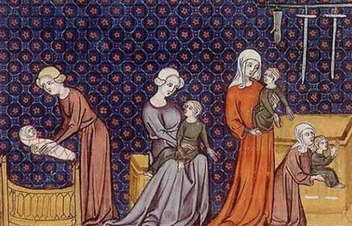 Средневековые нравы: брак было трудно доказать.